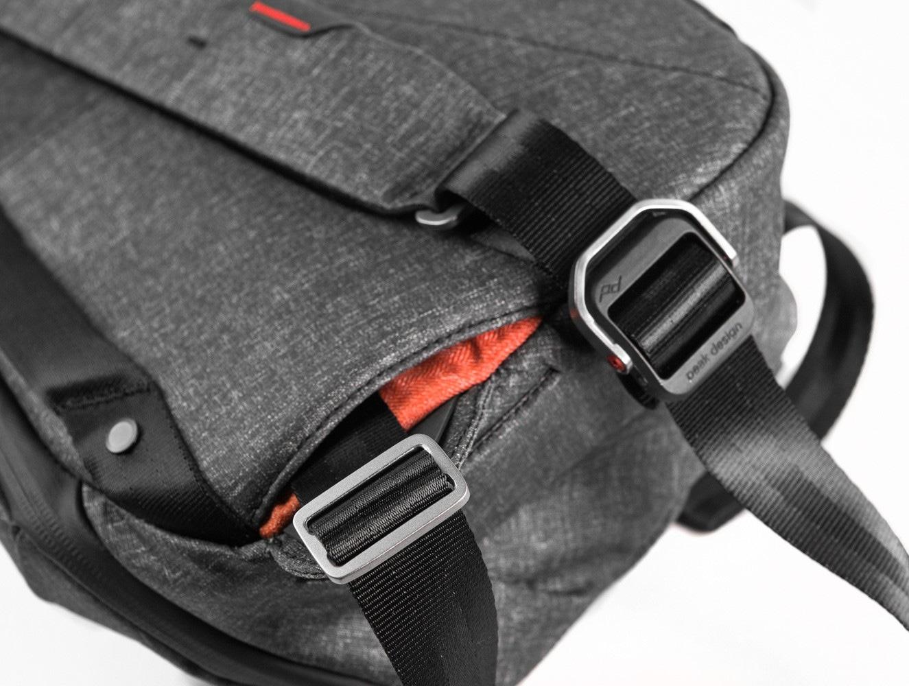 Сумка Peak Design The Everyday Sling для Mavic Pro серый-7