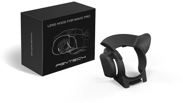 Бленда для Mavic Pro (Pgytech — Mavic Pro Lens Hood)-0
