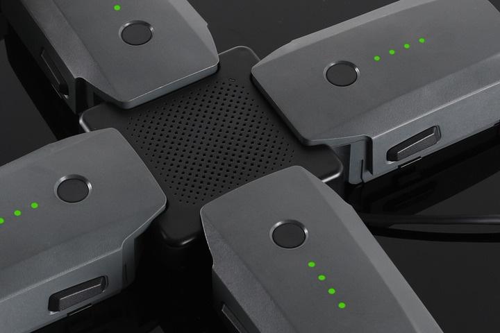 Зарядный хаб (Battery Charging Hub Advanced) для 4 батарей Mavic Pro-3