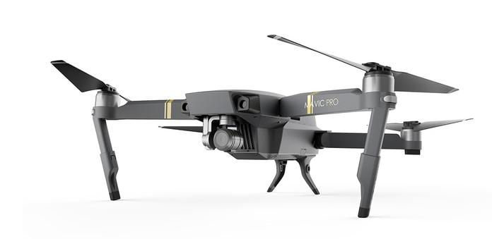 Комплект шасси и ножек для Mavic Pro (Pgytech — Mavic Pro Landing Gear Extensions)-2