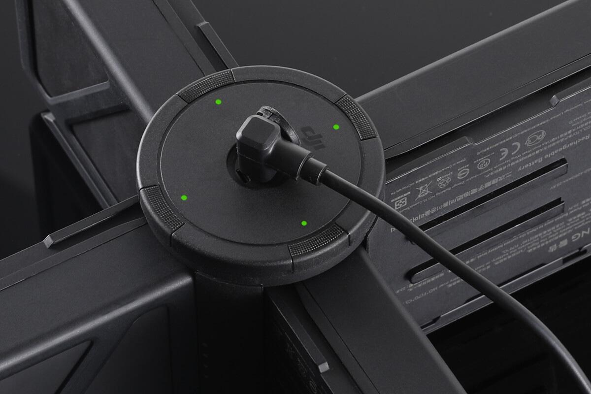 Зарядное устройство DJI Battery Charging Hub для 4 батарей Inspire 2-5