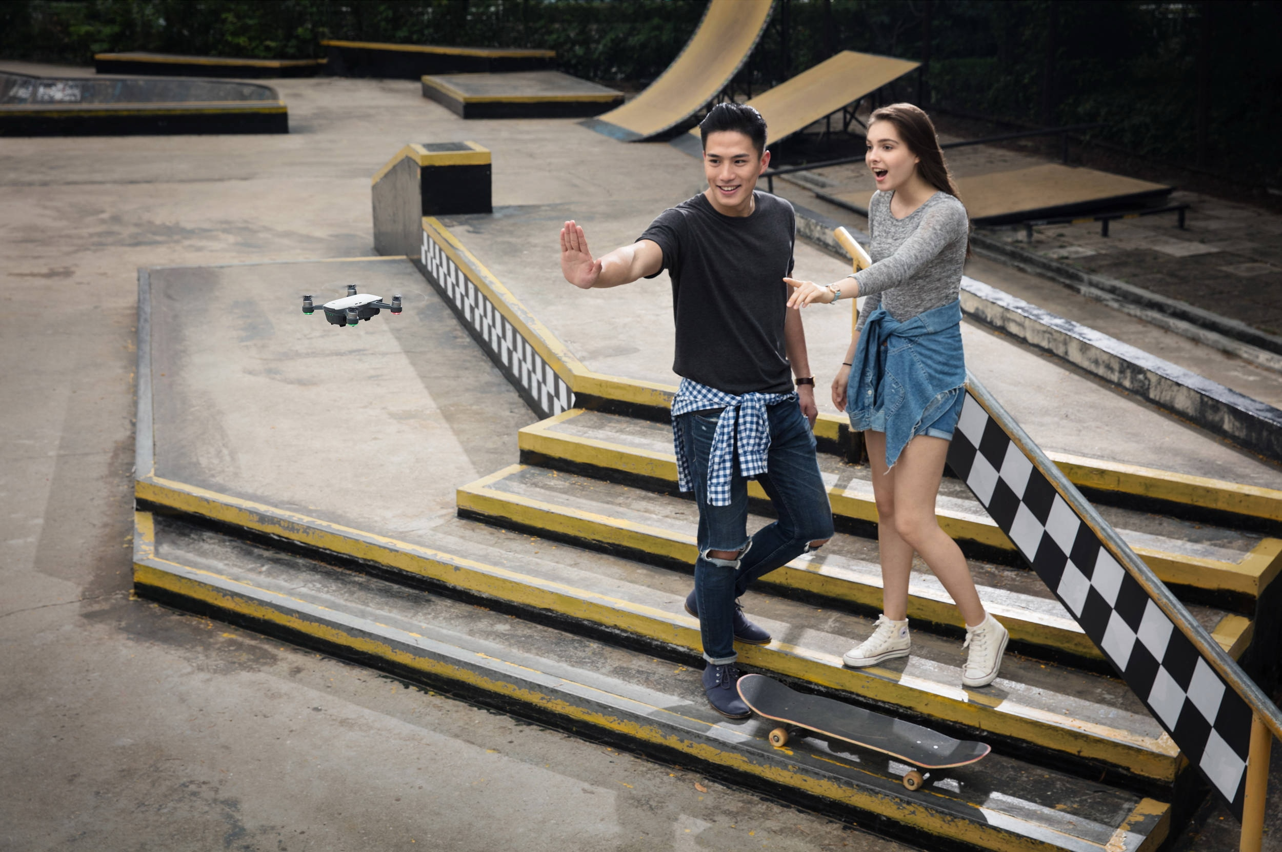 Дрон DJI Spark Fly More Combo-12