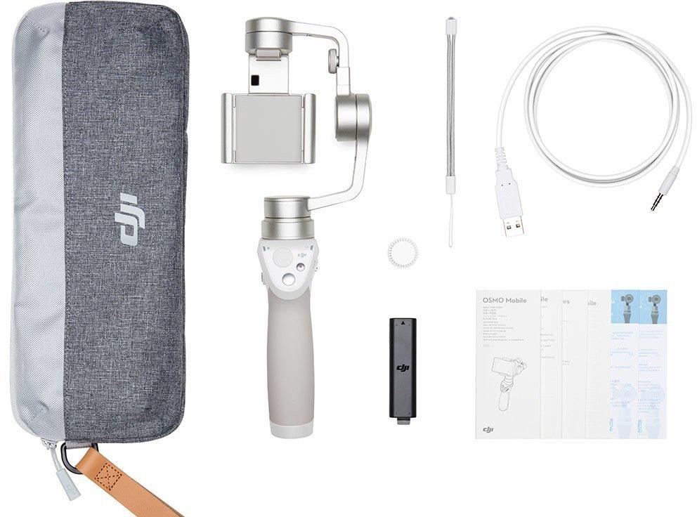 Стедикам DJI Osmo Mobile Silver-5