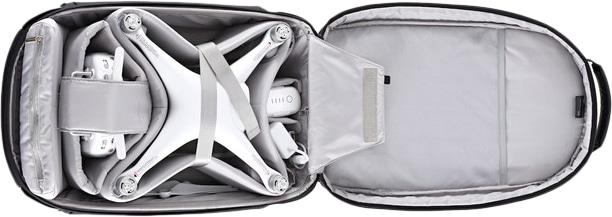 Рюкзак DJI Multifunctional Backpack для Phantom 4-3
