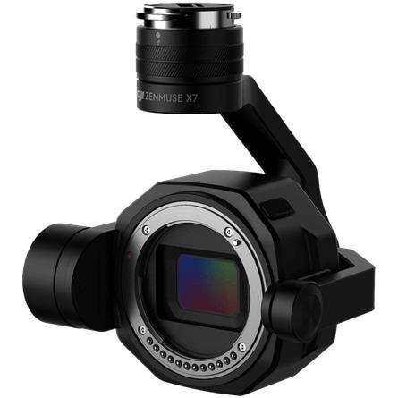 Камера Zenmuse X7 для DJI Inspire 2-1
