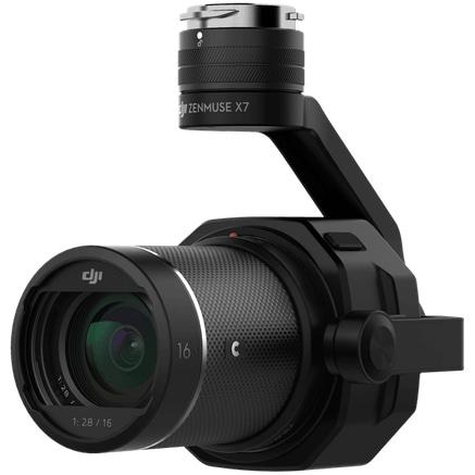 Камера Zenmuse X7 для DJI Inspire 2-0
