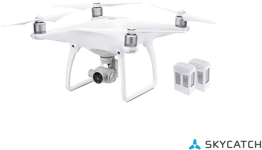 Дрон DJI Phantom 4 PRO Reality Capture Package-0
