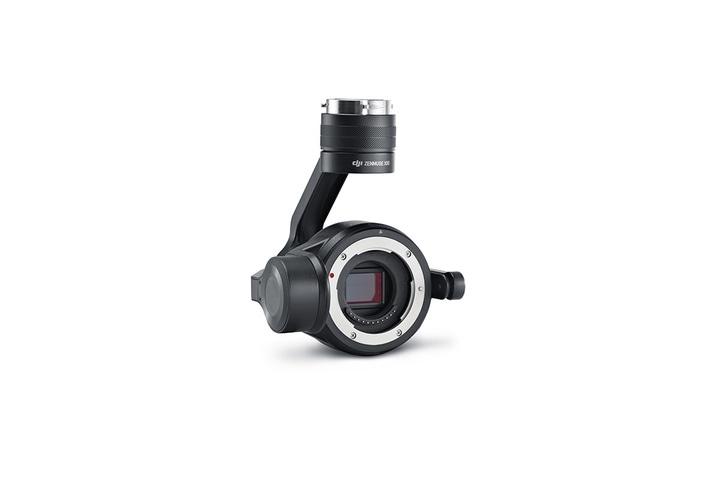 Камера с подвесом Zenmuse X5S без линз-2
