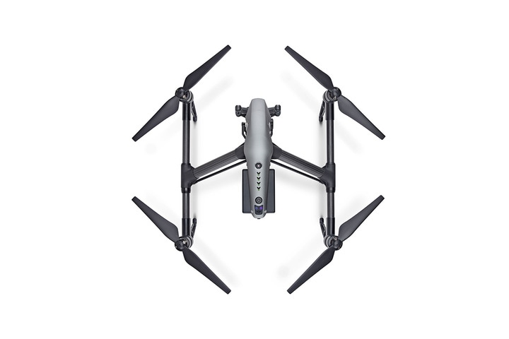 Дрон DJI Inspire 2 с лицензией CinemaDNG and Apple ProRes-4