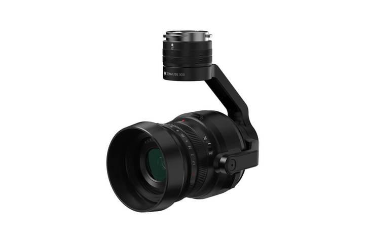 Камера с подвесом Zenmuse X5S-1