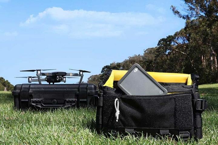 Внешний накопитель Seagate DJI Fly Drive 2 Тб-3
