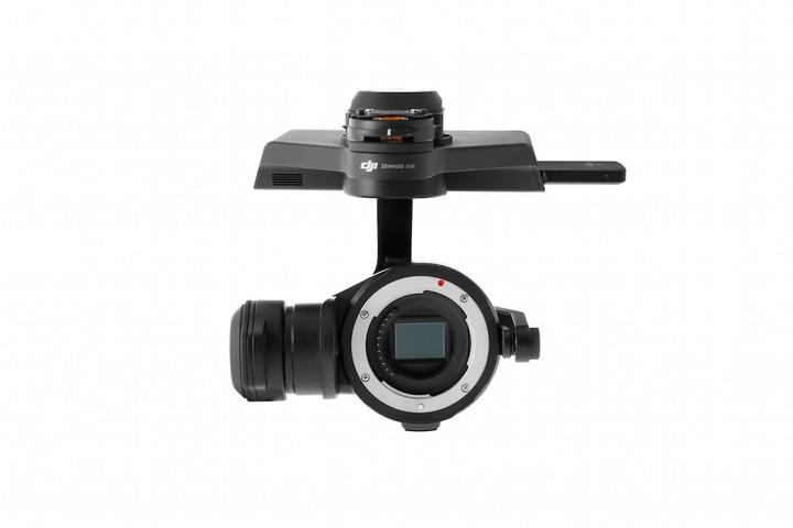 Камера и подвес для Inspire 1 Zenmuse X5R без объектива-0