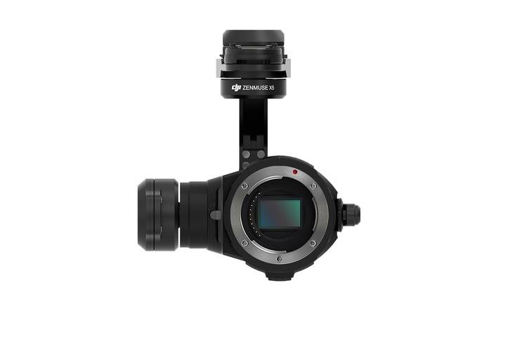 Камера и подвес Zenmuse X5 без объектива-0