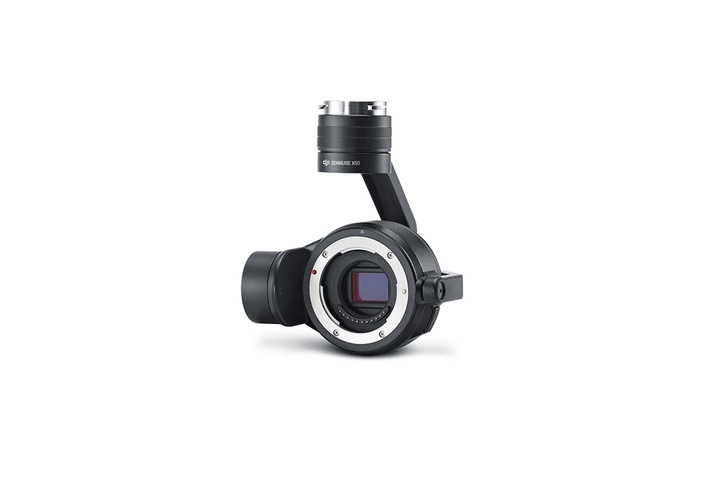 Камера с подвесом Zenmuse X5S без линз-1