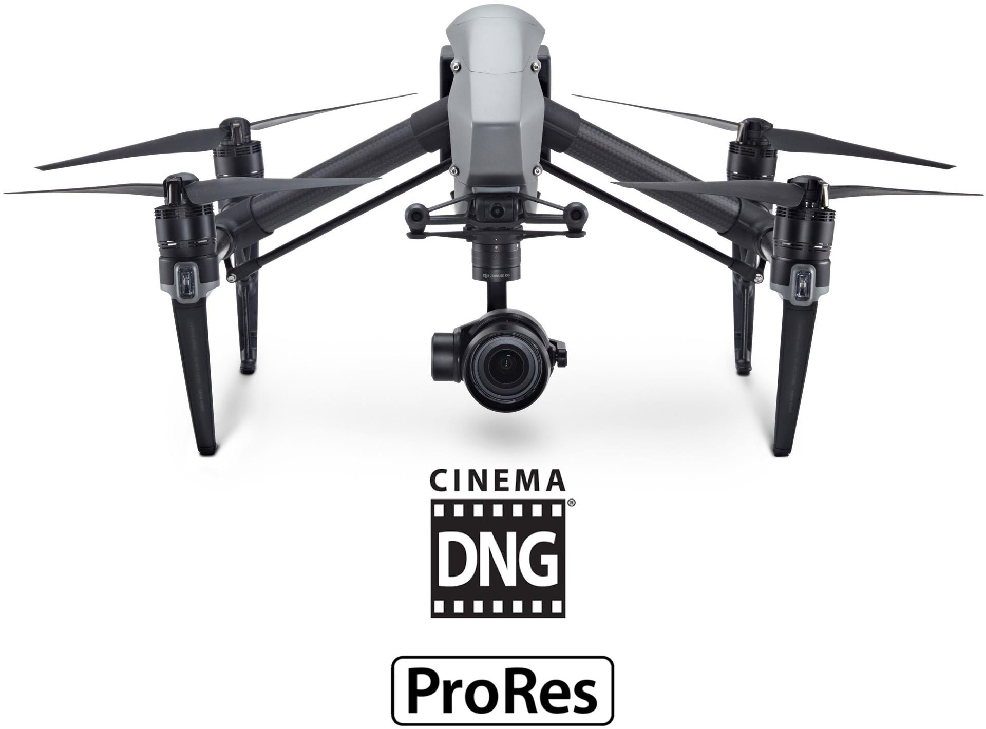Дрон DJI Inspire 2 Cinema Premium Combo-0