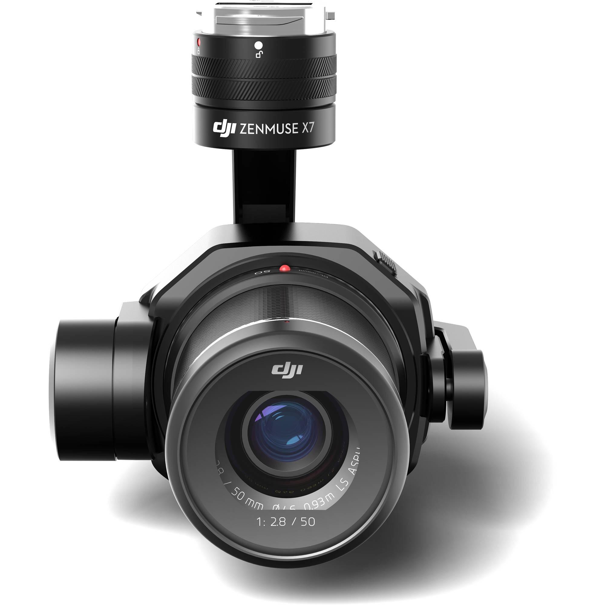 Камера Zenmuse X7 без объектива-2
