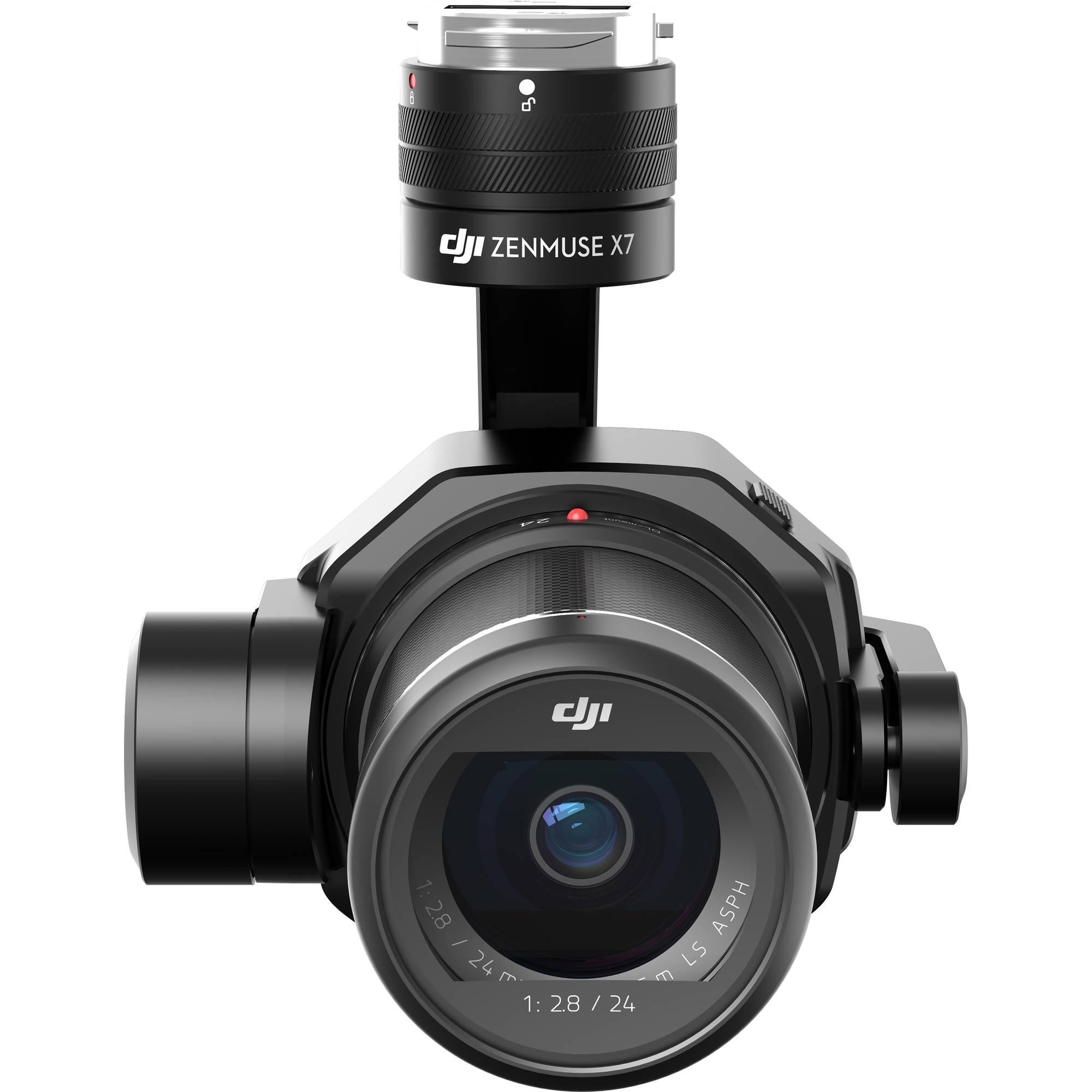 Камера Zenmuse X7 без объектива-4