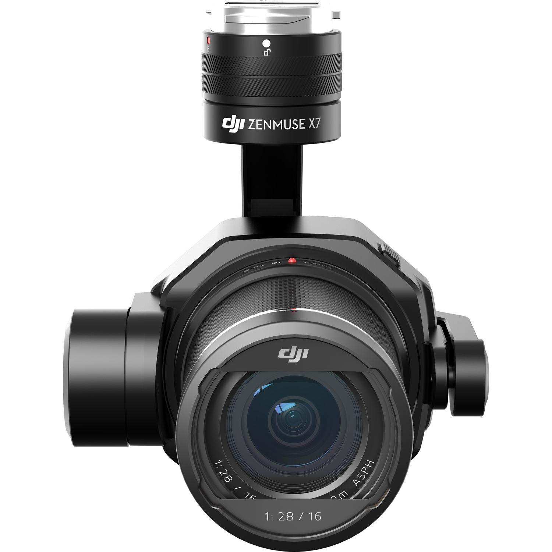 Камера Zenmuse X7 без объектива-5