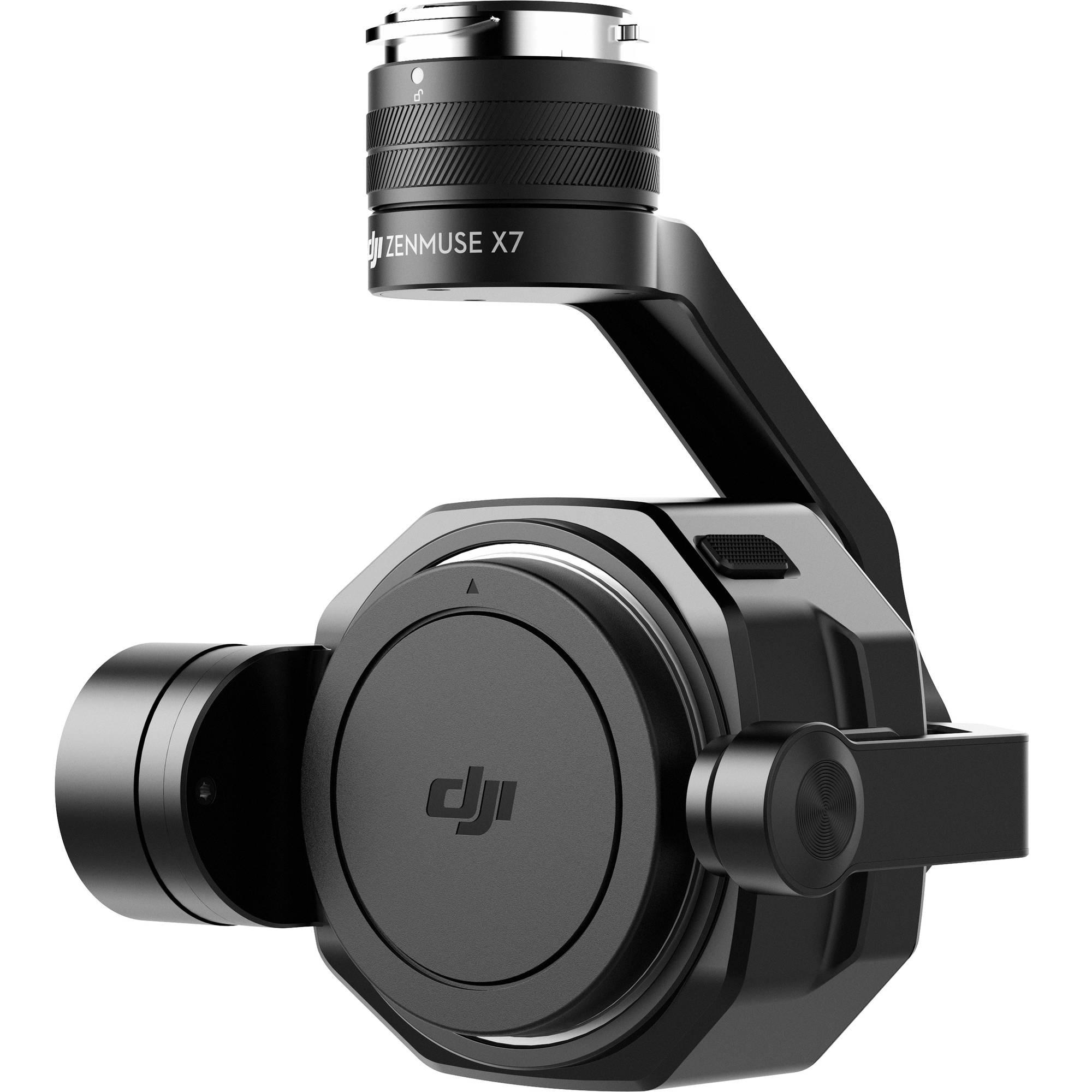 Камера Zenmuse X7 без объектива-0