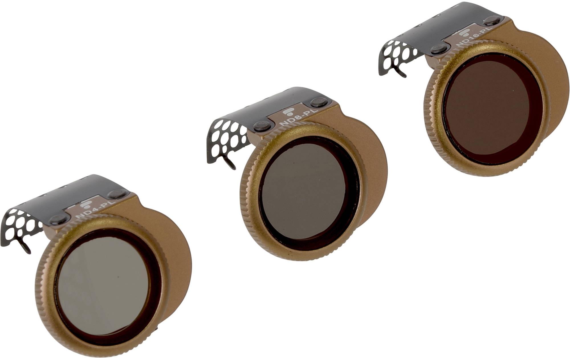 Набор фильтров PolarPro Cinema Series Vivid Collection для Spark-0