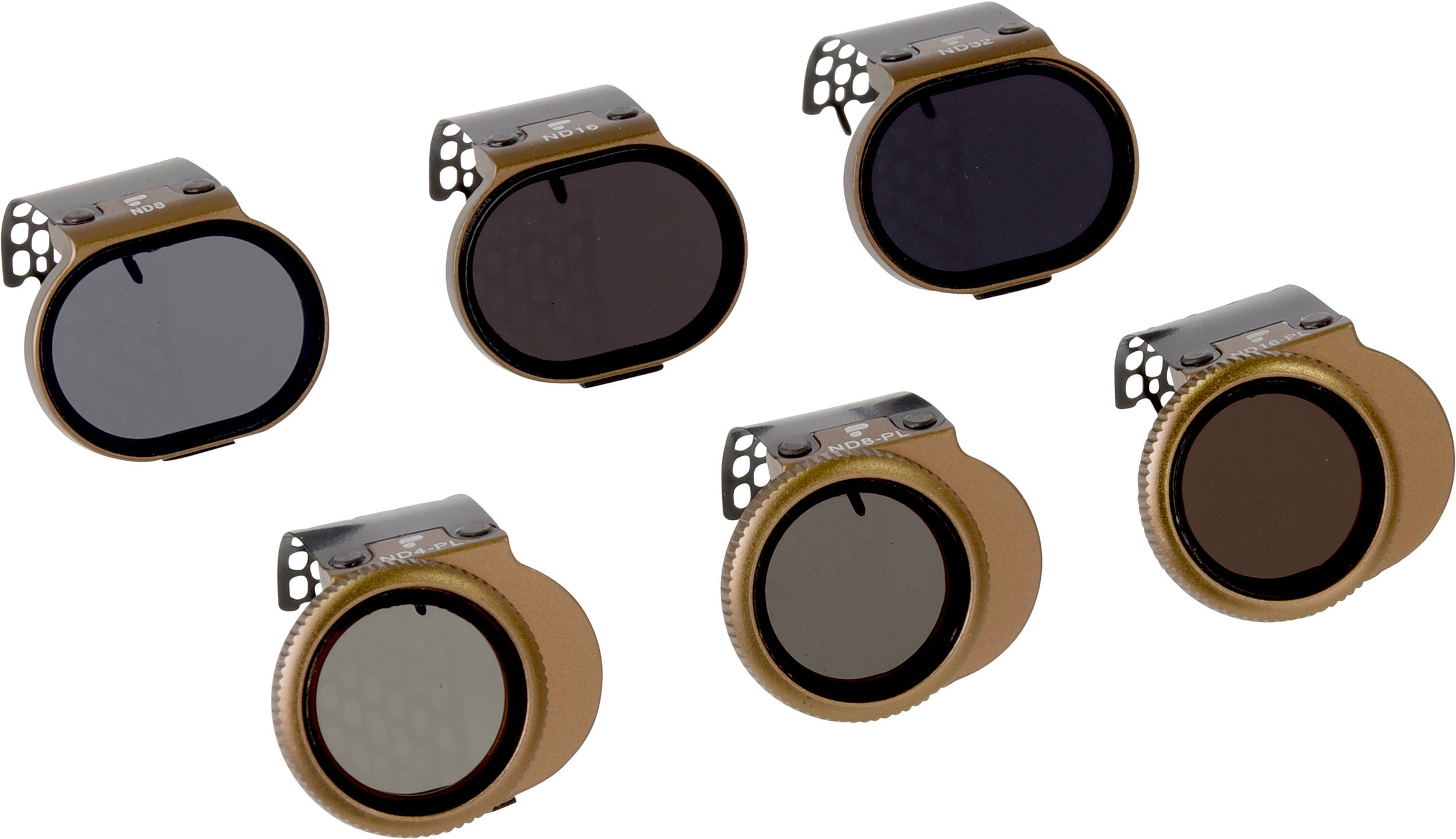 Набор фильтров PolarPro Cinema Series 6-Pack для Spark-1