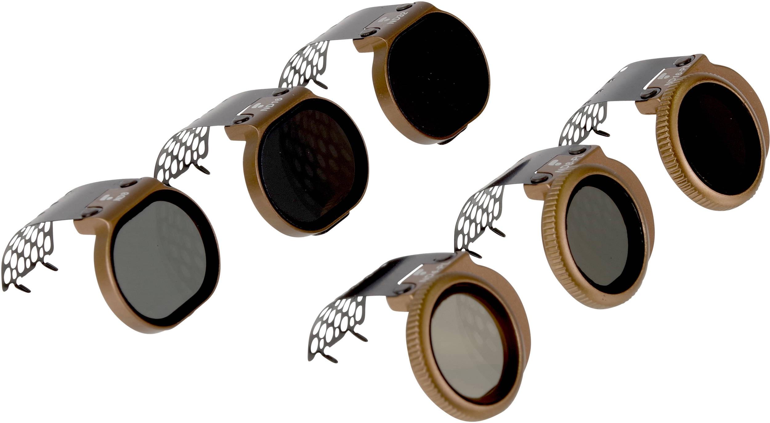 Набор фильтров PolarPro Cinema Series 6-Pack для Spark-3