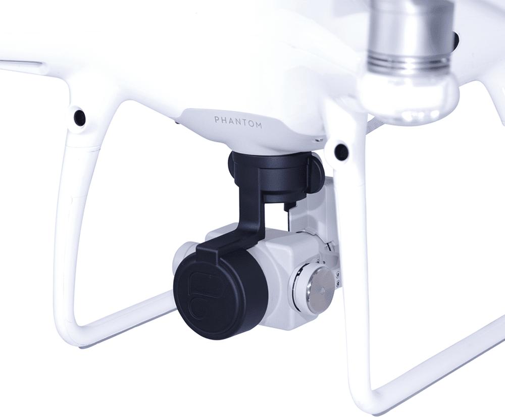Защита объектива PolarPro Lens Cover для Phantom 4 Pro/Adv-4
