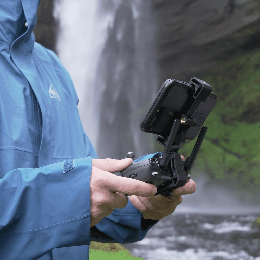 Держатель телефона PolarPro Phone Mount для Mavic Pro-7
