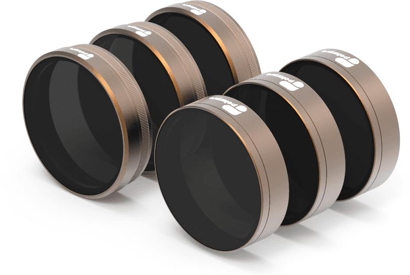Набор фильтров PolarPro Cinema Series 6-Pack для Phantom 4 Pro/Adv-0