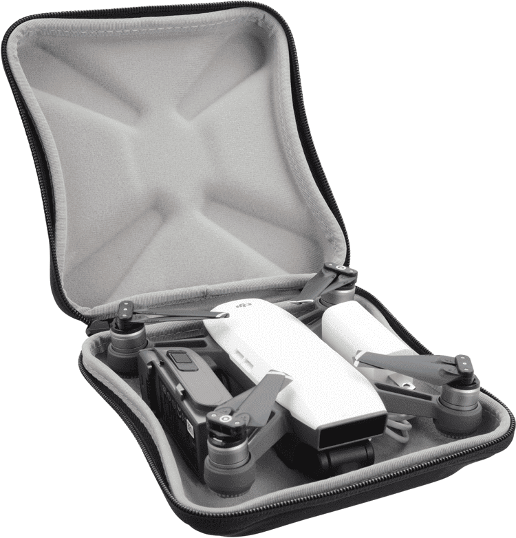 Кейс PolarPro Soft Case-Mini для Spark-6