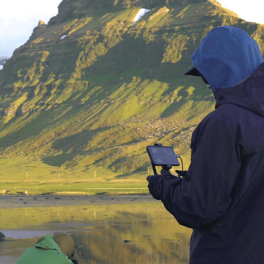 Держатель телефона PolarPro Phone Mount для Mavic Air/Spark-8