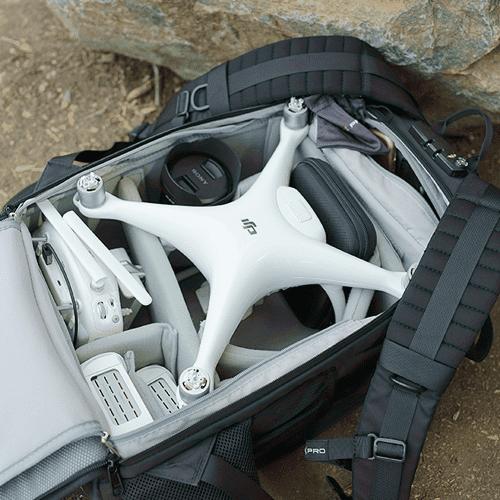Рюкзак PolarPro Drone Trekker для Phantom 3/4-8