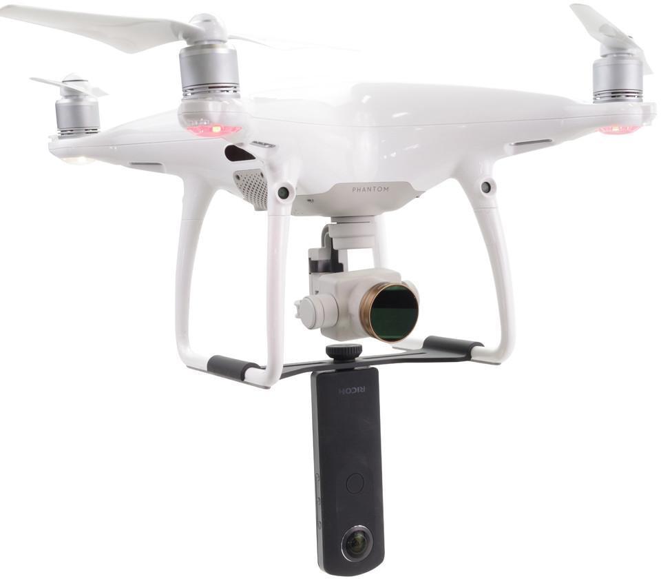 Держатель PolarPro 360-Camera Mount для Phantom 4 Pro/Adv-3