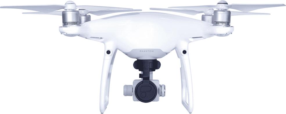 Защита объектива PolarPro Lens Cover для Phantom 4 Pro/Adv-2