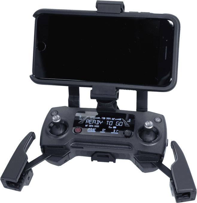 Держатель телефона PolarPro Phone Mount для Mavic Pro-0