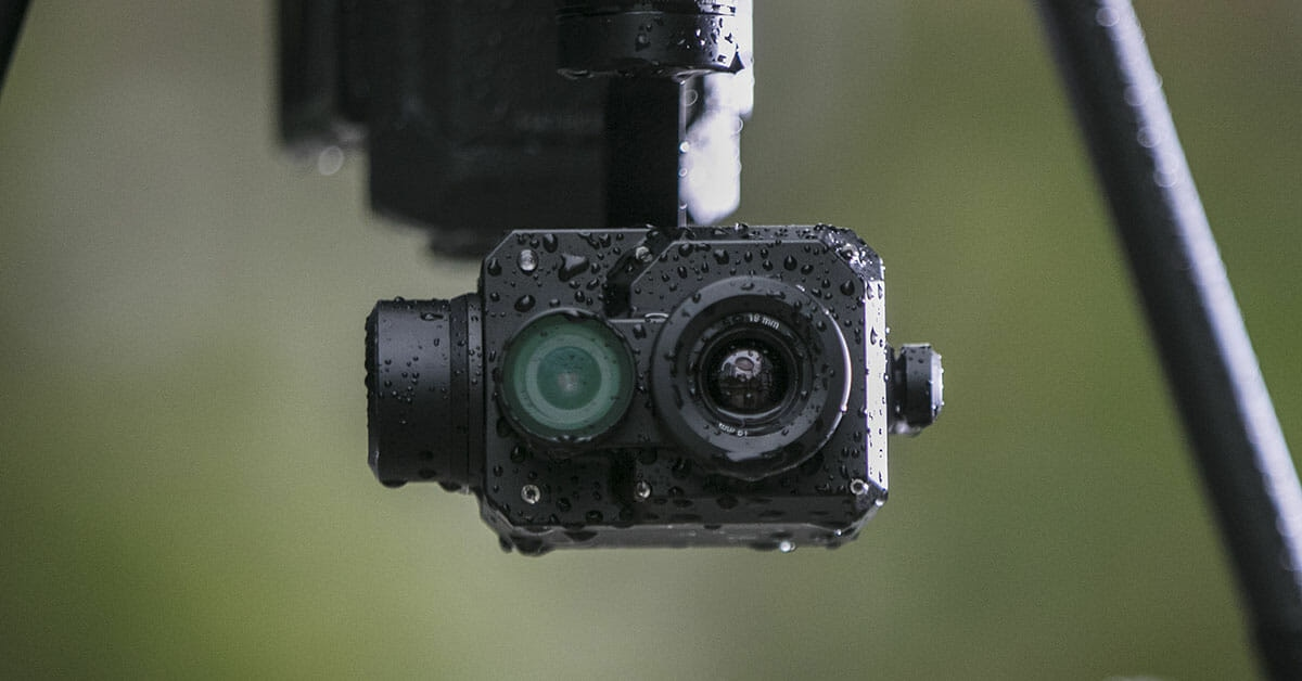 Камера Zenmuse XT2-1