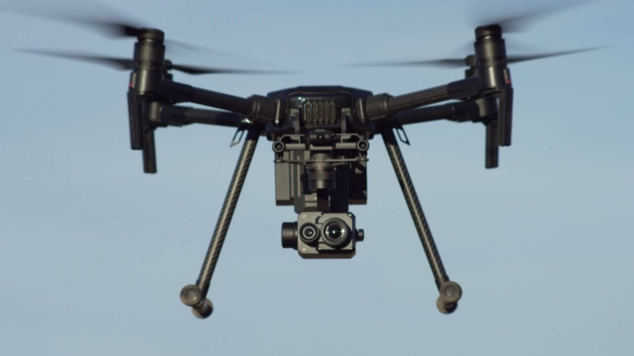 Камера Zenmuse XT2-2