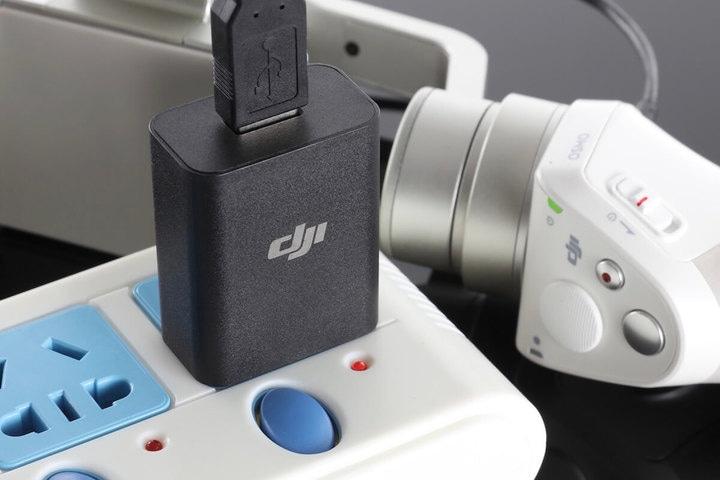 Блок питания 10W USB для DJI Osmo Mobile-3
