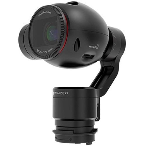 Камера и подвес для DJI Osmo 3-Axis Gimbal and 4K Camera-1