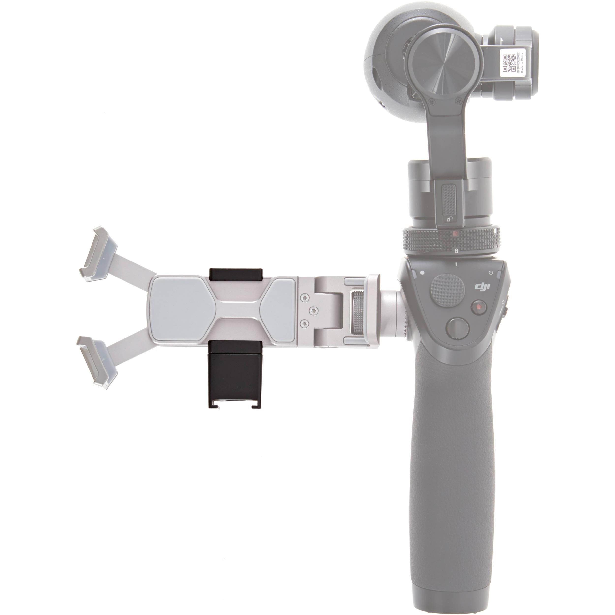 Быстросъемное крепление микрофона для DJI Osmo Quick Release 360 Mic Mount-3