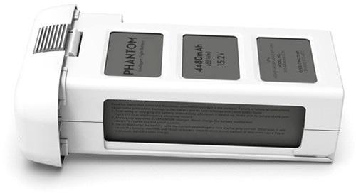 Батарея 4480 mAh для Phantom 3 Intelligent Flight Battery-3