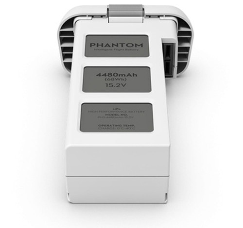 Батарея 4480 mAh для Phantom 3 Intelligent Flight Battery-4