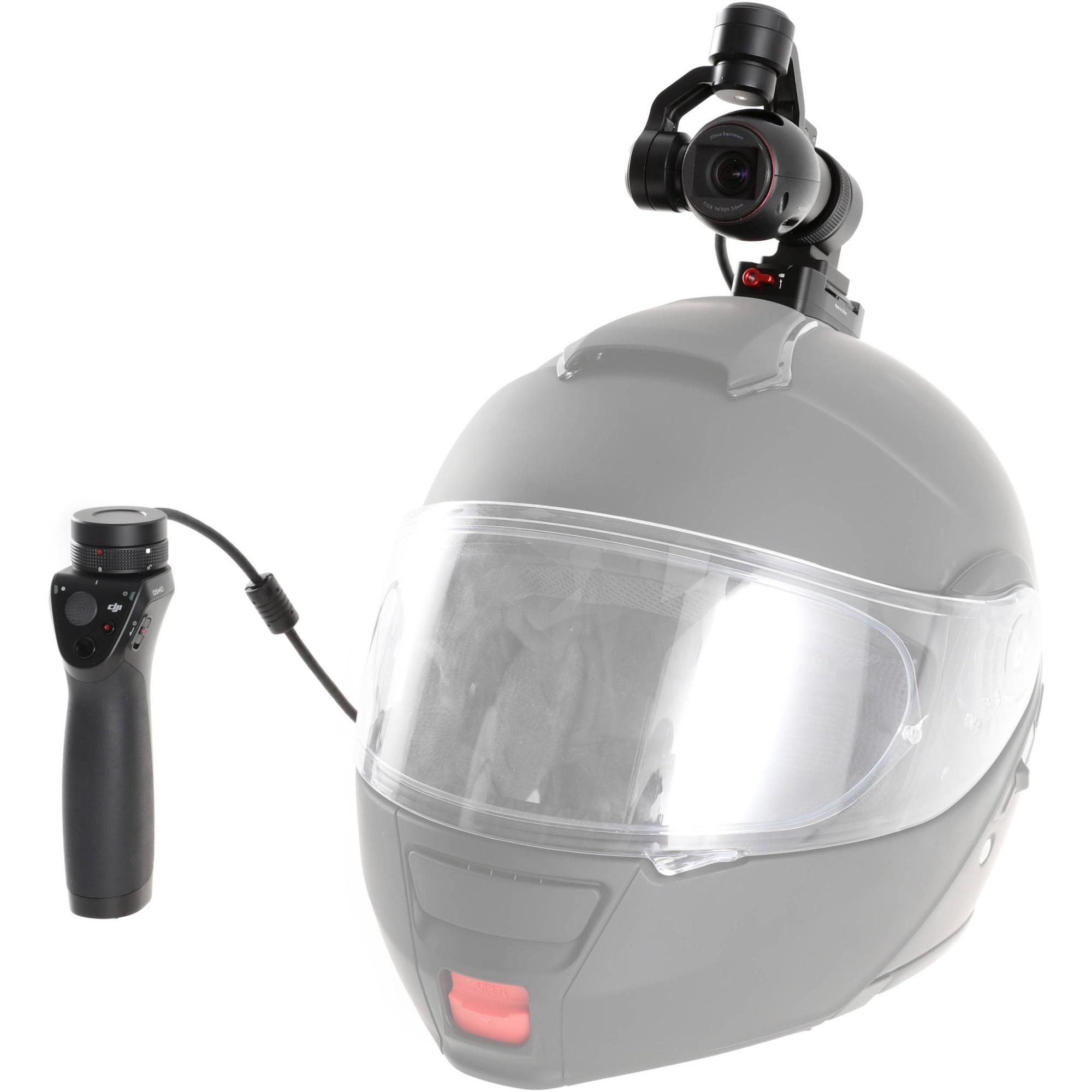 Крепление на шлем для DJI Osmo Sticky Mount-5