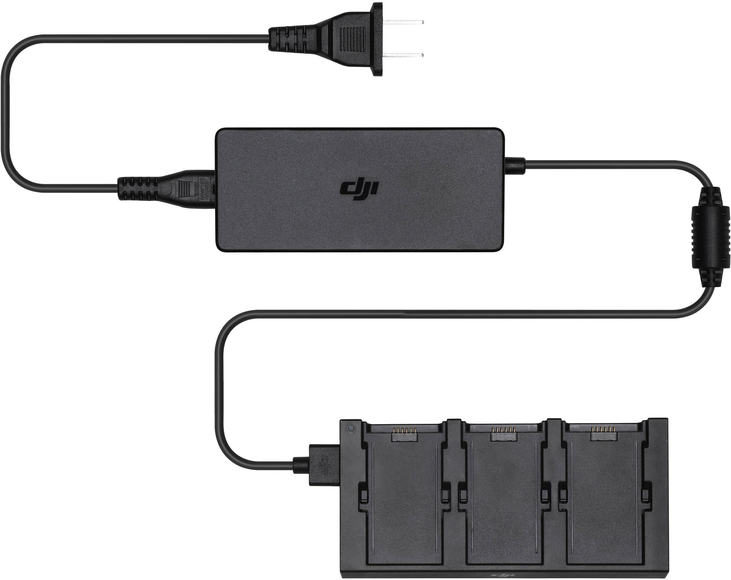 Зарядный хаб для 3 батарей Spark Battery Charging Hub-0