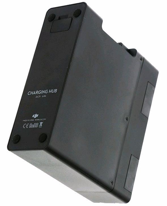 Зарядный хаб для 4 батарей Inspire 1 Battery Charging Hub-2