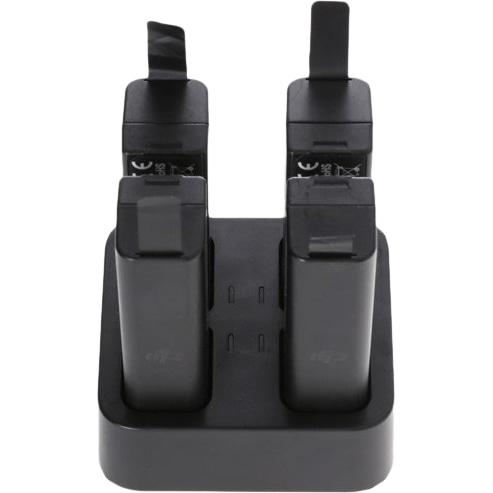 Зарядный хаб для 4 батарей DJI Osmo Quad Charging System-1