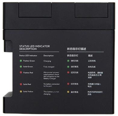 Зарядный хаб для 4 батарей Phantom 3 Battery Charging Hub-0