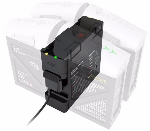 Зарядный хаб для 4 батарей Inspire 1 Battery Charging Hub-4