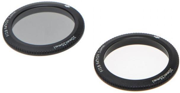 Набор фильтров для Inspire 1 Filter Kit-0