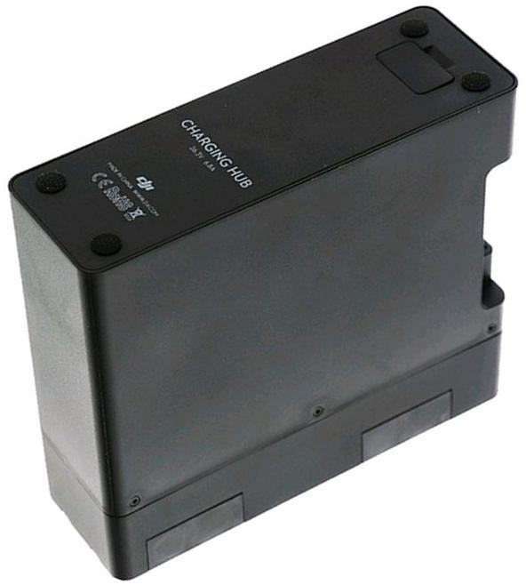 Зарядный хаб для 4 батарей Inspire 1 Battery Charging Hub-3
